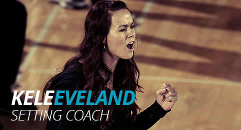 Kele Eveland Elite Volleyball Setting Coach